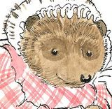 Mrs. Tiggy-Winkle, based on the characters created by Beatrix Potter