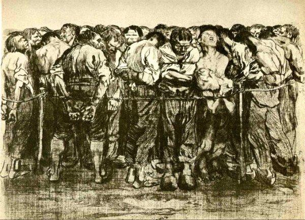 The Prisoners (1908)