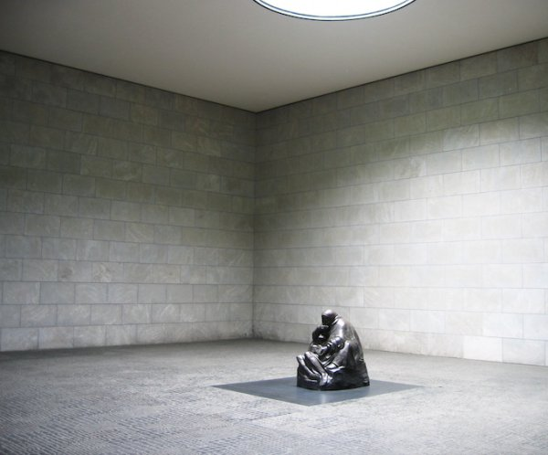 Berlin, Neue Wache, Interior View