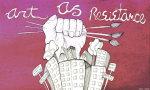 Art As Resistance - by Monica Trinidad (USA)
