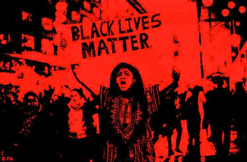 Black Lives Matter - by Jean-nirina Razafindralambo (Madagascar)