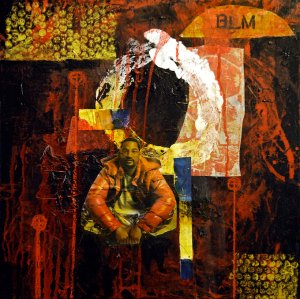 BLM - by Claudia Wallace (USA)