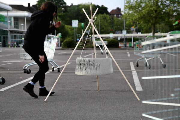 To Make a Movement, Object 2 - by Celine Ducret (Switzerland)