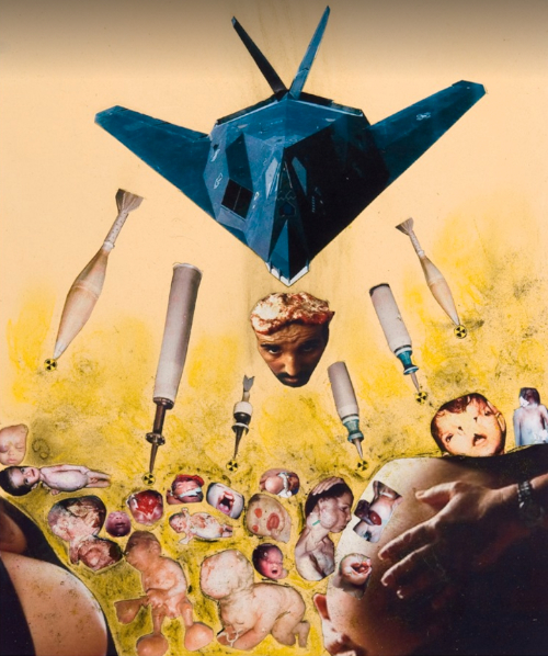 The Iraq War : Depleted Uranium Munitions - by Christopher Holden (UK)