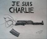 Je Suis Charlie - by Christopher Holden (UK)