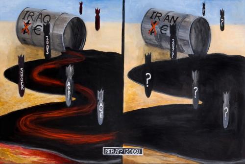 Petrodollar War - by Christopher Holden (UK)