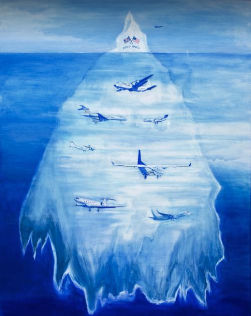 Tip of the Iceberg - by Christopher Holden (UK)