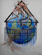 World Turned Upside Down - by Christopher Holden (UK)
