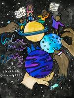 Color Me Rising - by Monica Trinidad (USA)