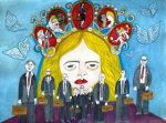 Women For 2021 LGBQT - by Dara Herman Zierlein (USA)