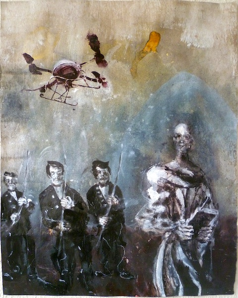 Drones - by Dan Rushforth (UK)
