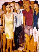Crowd 1 - by Enrico Meucci (Italy)