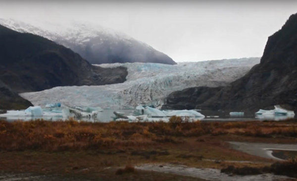 Glacier Project - by Flounder Lee (USA)