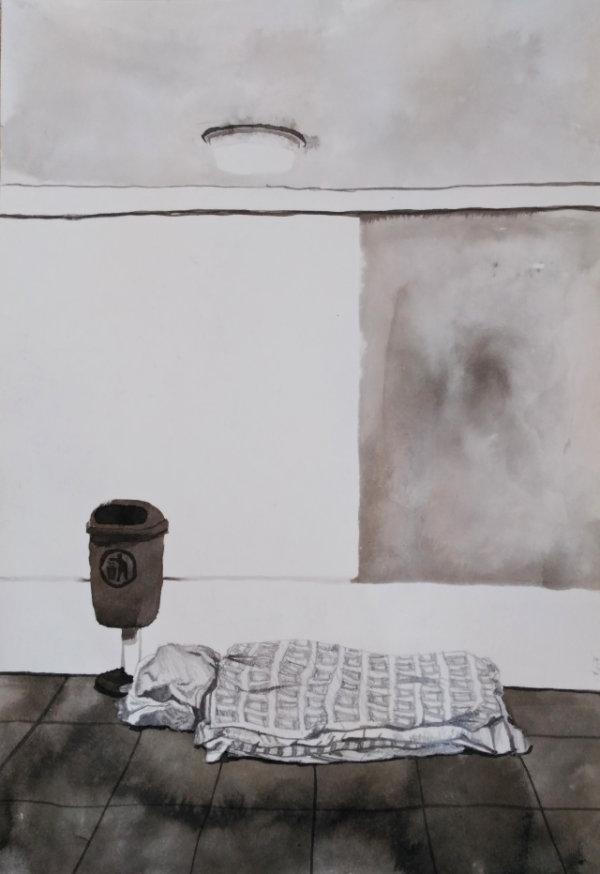 Shadows (1) - by Gergo Bánkúti (Hungary)