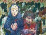 Abandoned children, 2015 - by Gabriella Cleuren (Belgium)