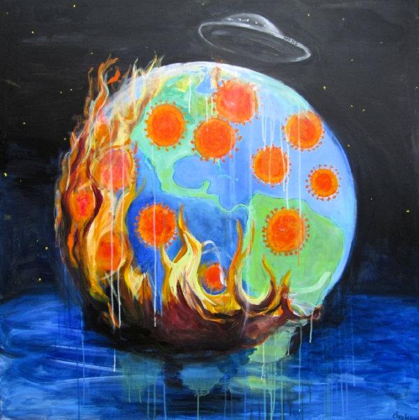 Global Warming & Disease-