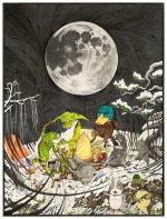 Dancing In The Moonlight - by Hun Kyu Kim (South Korea)