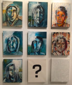 Wounds of Memory - by Huda Salha (Palestine-Canada)