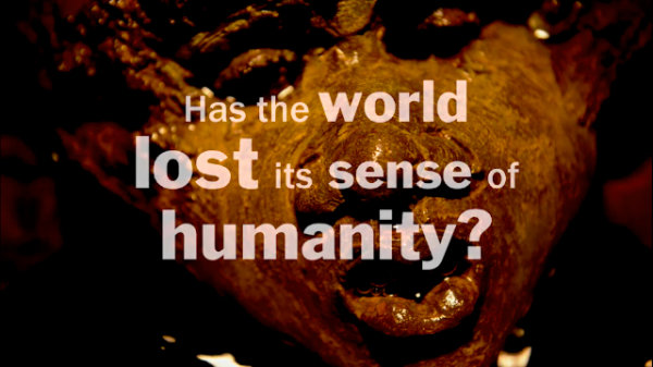 Has the world lost its sense of humanity ? (Video) - by Theatre of Wrong Decisions (Netherlands)