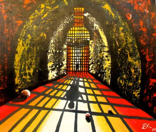 Inconspicuous Exile - by Ephraim Mugwaneza (Rwanda)