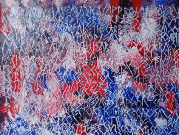 Letter To America - by Kate Pellegrini (Australia)
