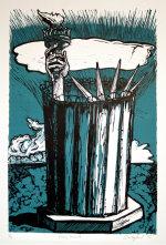 Liberty Secured - by Art Hazelwood (USA)