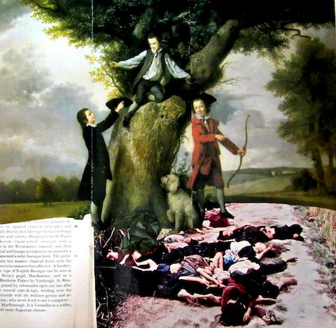 Massacre - by Emma Finch (UK)