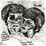 May & Foster - by Nikkita Morgan (Ireland)