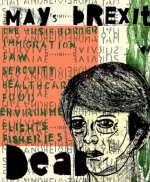 May's Brexit Deal-1 - by Nikkita Morgan (Ireland)