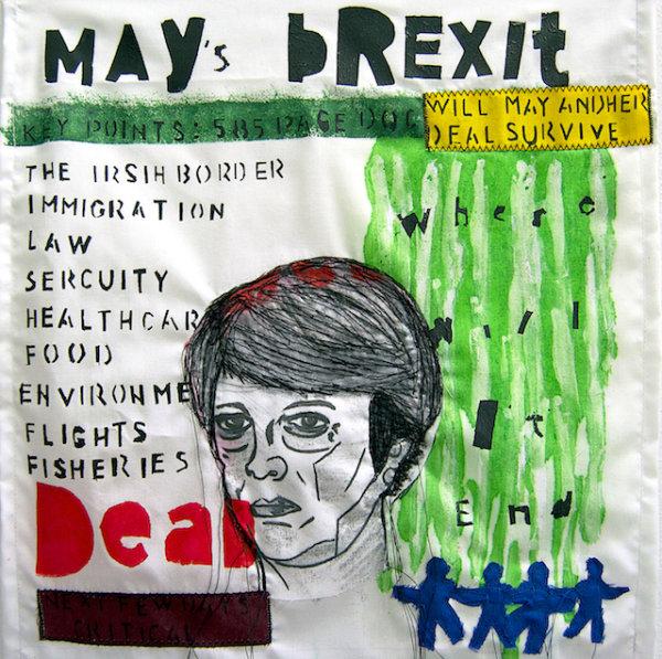 May's Brexit Deal-2 - by Nikkita Morgan (Ireland)