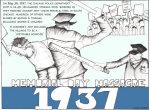 Memorial Day Massacre - by Monica Trinidad (USA)