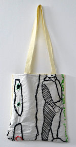 Tote Bag No 2 - by Nikkita Morgan (Ireland)