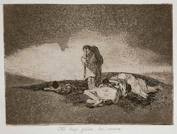 Goya - Disasters of War No. 60