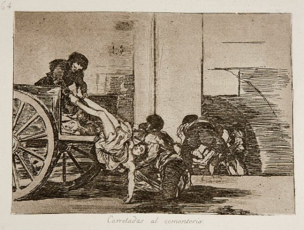 Goya - Disasters of War No. 64