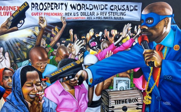 The Robbery Revival - Matthew 21 verses 13 - by O Yemi Tubi (Nigeria)