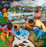 Petroleum Oil: Africans' Wealth and Woes - by O Yemi Tubi (Nigeria)
