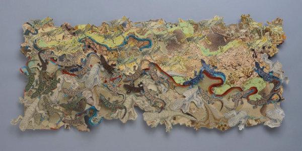 Plague (Río Grande), 2013 - by Phyllis Ewen (USA)