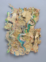 Disierto (Colorodo River), 2013 - by Phyllis Ewen (USA)