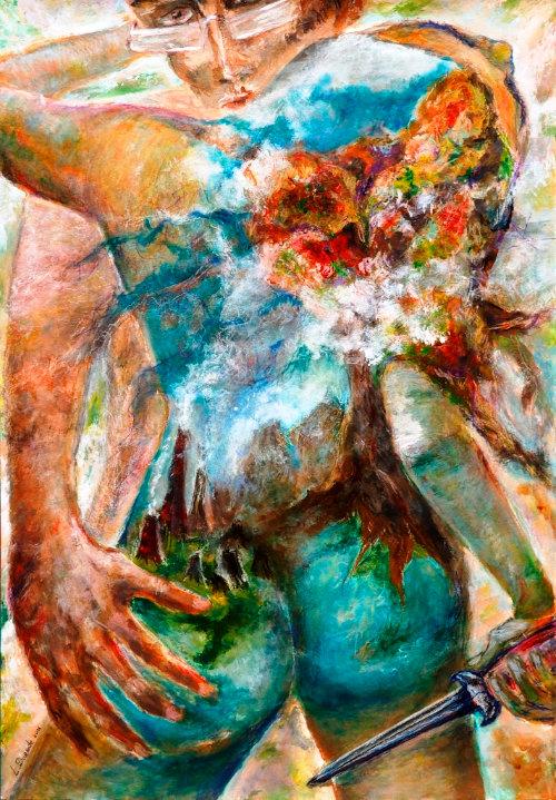 Possession - by Liudmyla Durante (Ukraine)