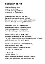 Beneath It All - by Ian Bellard (UK)