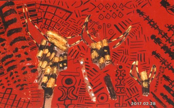 Ombalahibemaso - by Jean-Nirina Razafindralambo (Madagascar)