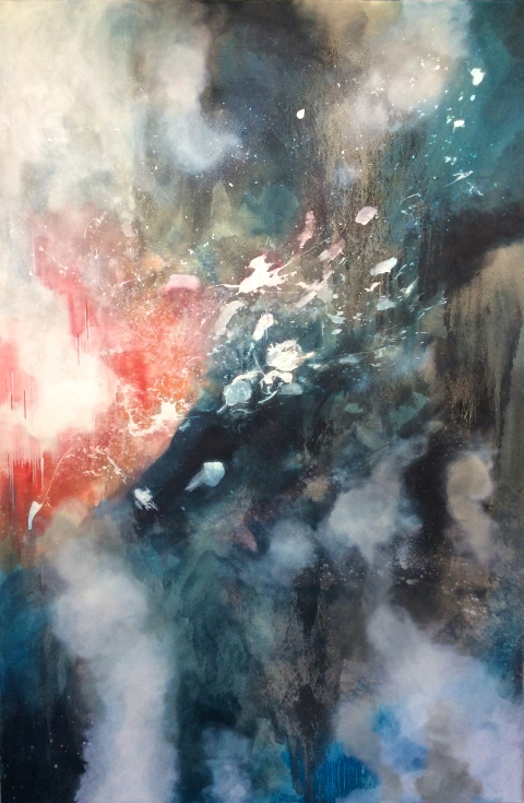 Erebus - by Stuart Jones (UK)