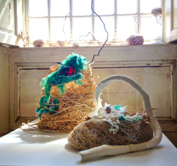 Sea Change-Tropism 5 - by Nina Brabbins (Britain)