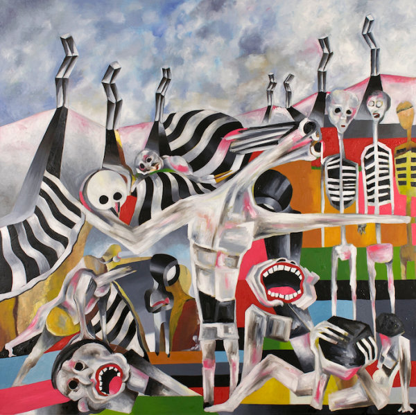 The Jungle - by Thomas Dowdeswell (USA)
