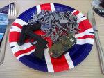 Let Them Eat War (I) - by Tim Forster (UK)
