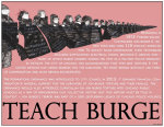 Teach Burge - by Monica Trinidad (USA)