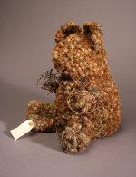Teddyburr, to Children of Iraq from Uncle Sam- by Elizabeth White (USA)