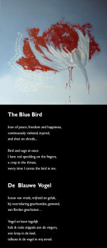 The Blue Bird - by Alida Lyssens (Belgium)