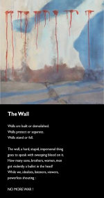 The Wall - by Alida Lyssens (Belgium)