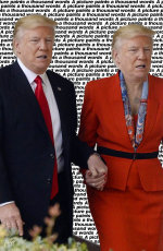 Trump May - by Ashley-Daniel Mackle (UK)